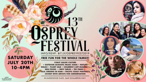 13th Osprey Festival